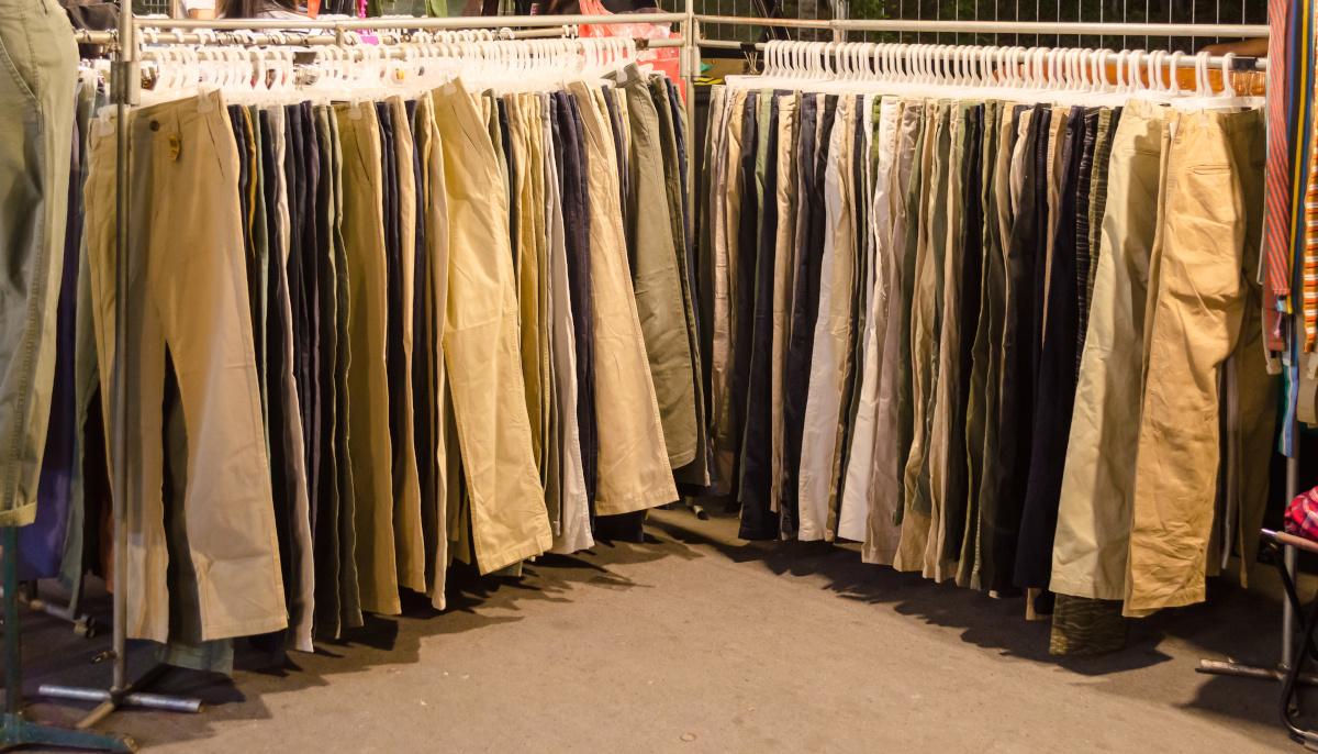 spodnie damskie xl